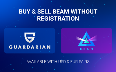 How To Buy The Next-Gen Privacy Coin Beam Without Registration?